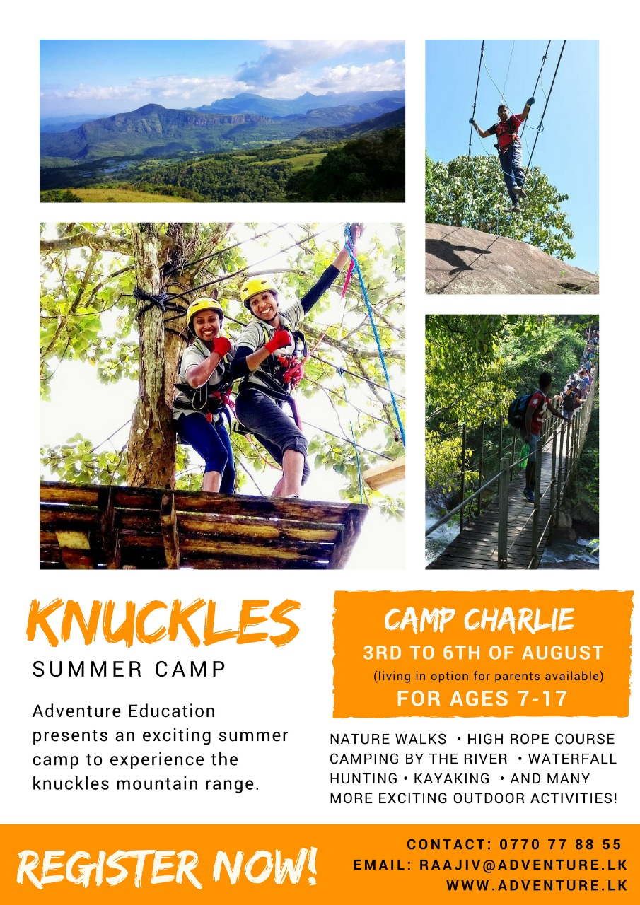event summer camps knuckles