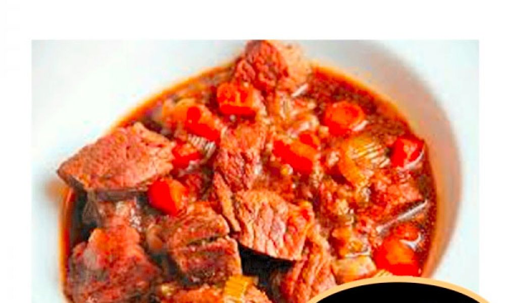 K's Beef and Vegetable Stew