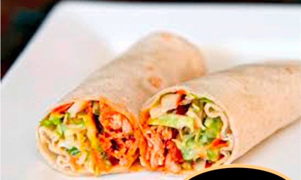 K's Chicken Wraps