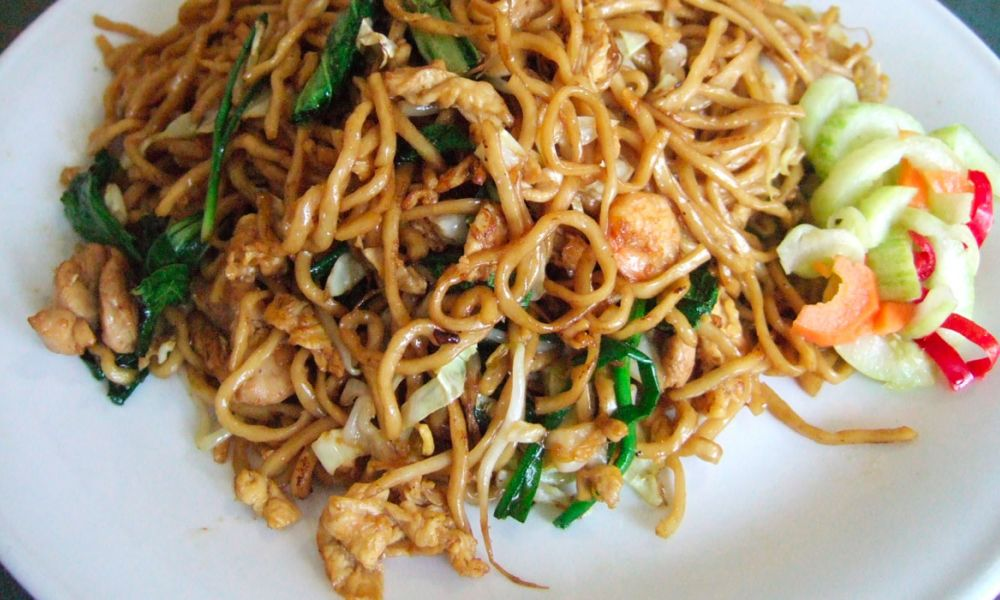 Indonesian Mie Goreng
